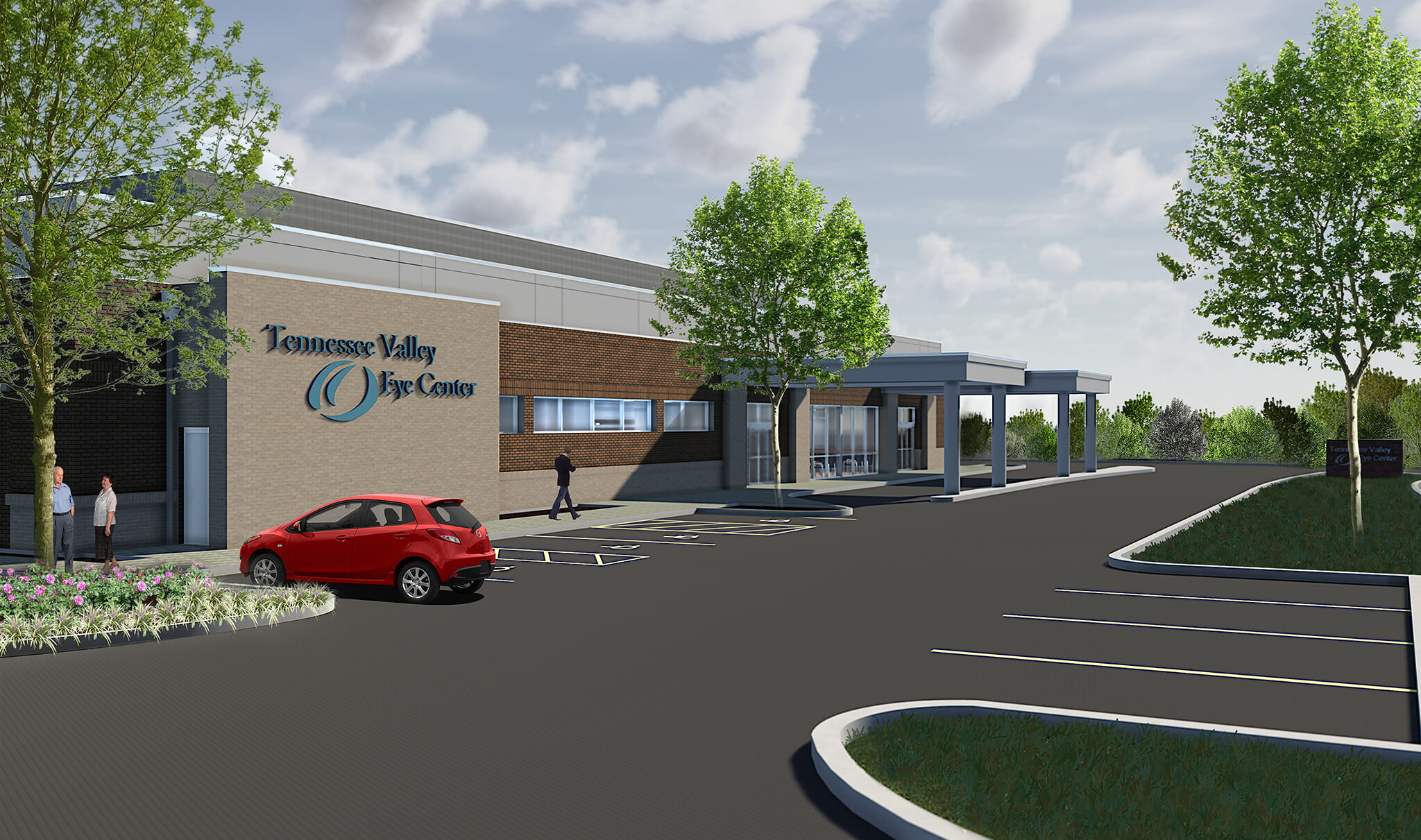 The New Tennessee Valley Eye Center